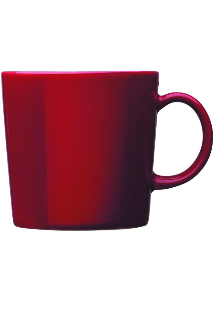 Teema mug 0.3L red JPG