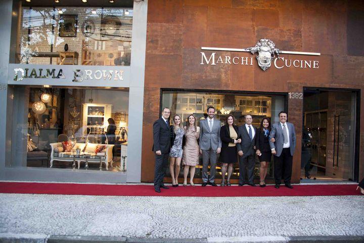 MARCHI CUCINE e DIALMA BROWN sbarcano in Brasile | Social Design ...