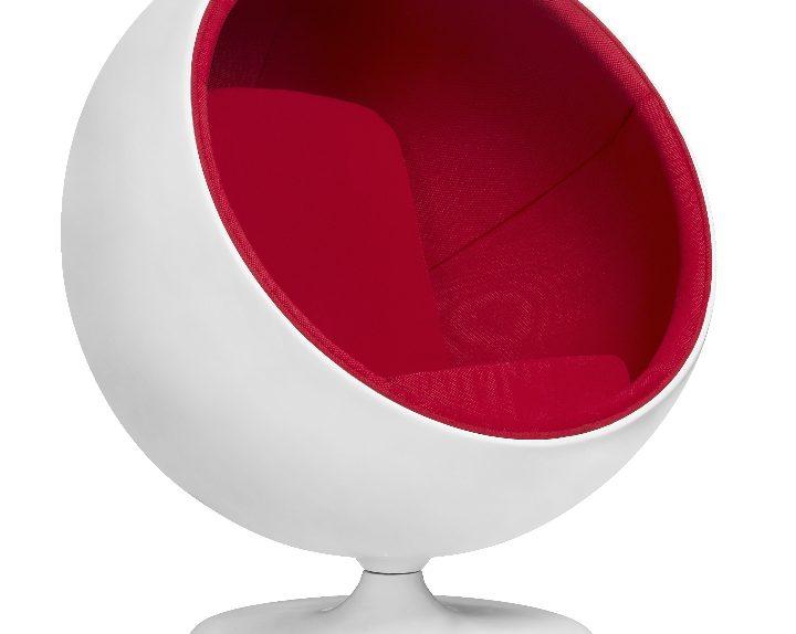 Eero Aarnio silla de la bola, bola de la silla