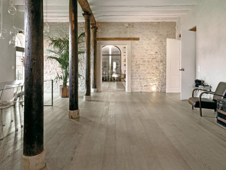 Elite Oak επιλέξτε Ευρώπη βουρτσισμένο Γκρι Sand 1 2 χαμηλή
