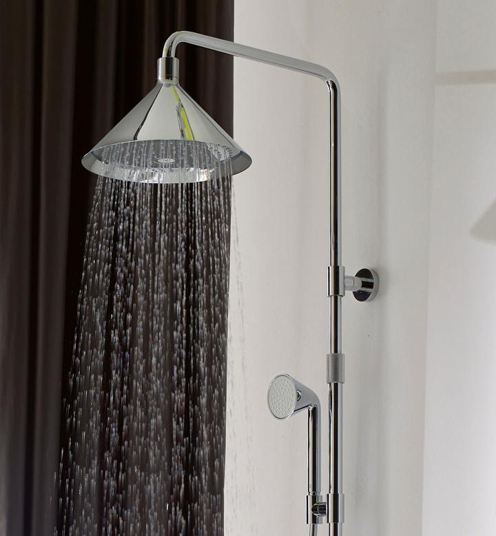 Axor ShowerProducts par Front-
