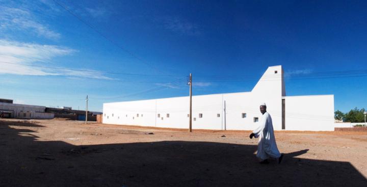 Kinderzentrum in Nyala - Sudan