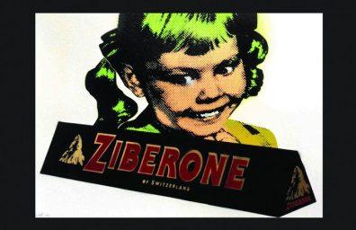 Ziberone Punk versão verde