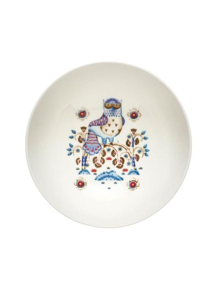 Taika serving bowl 145L white JPG