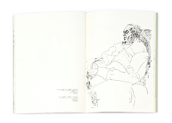 003アルバロ・シザビアジェンSEM PROGRAMAブックブックの著者ラウルベッティグレタRuffino 2855