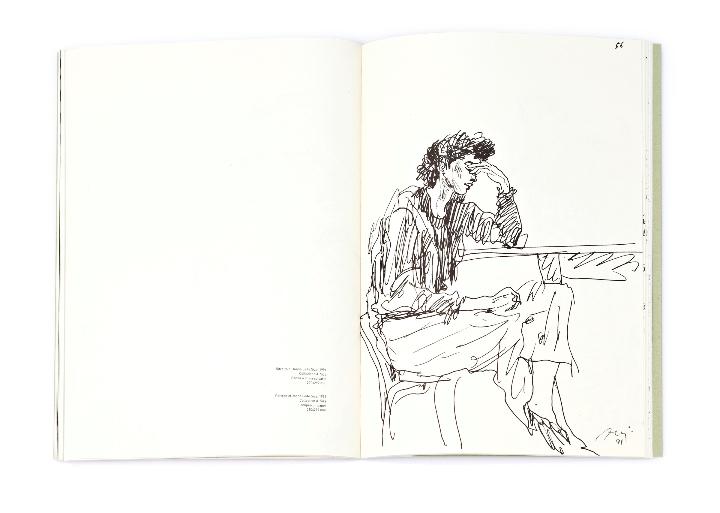 004アルバロ・シザビアジェンSEM PROGRAMAブックブックの著者ラウルベッティグレタRuffino 2856