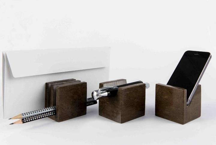 ScandolaMarmi coleção cubo Design Social Revista
