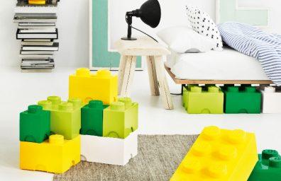 cajas de almacenaje de LEGO revista de diseño Social