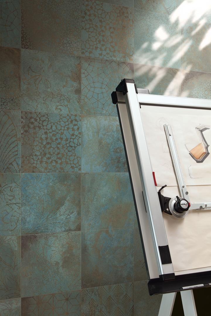 Social Design Magazine Caesar-TRACE Minze Beschichtung Dezember