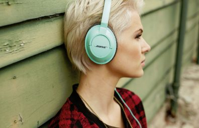 SoundTrue around-ear headphones 1230 10