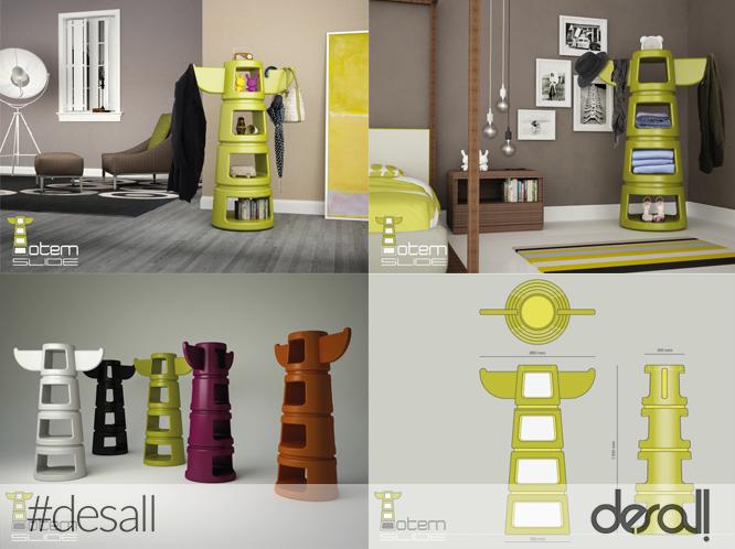 TOTEM slide soacial design magazine 2