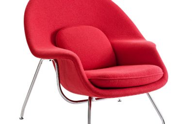 Eero Saarinen womb chair company design magazine