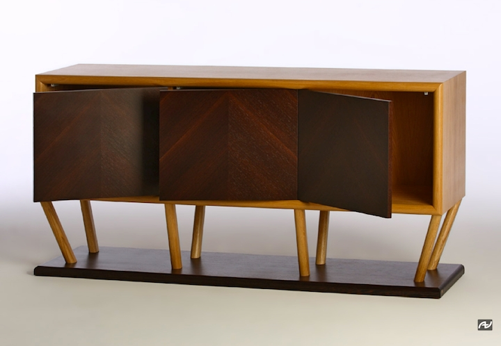 Schrank von Zenith maximal Annibali Sozial Magazin-01 Design