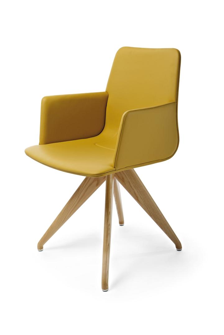 Potocco Torso armchair social design magazine