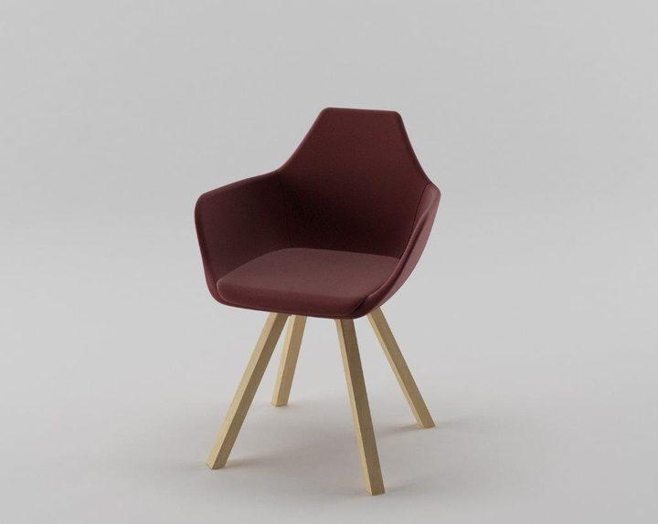 Stuhl y mehr große Bein Version