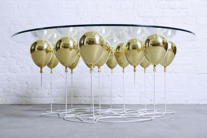 duffy london επάνω μπαλόνι τραπέζι καφέ γύρο έκδοση 10