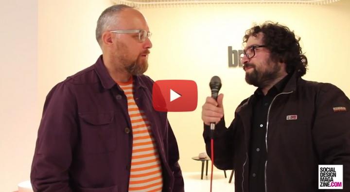 Entrevista Giulio Iacchetti Feria del Mueble de 2015 SDM