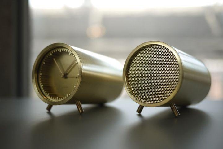DDW brass tube