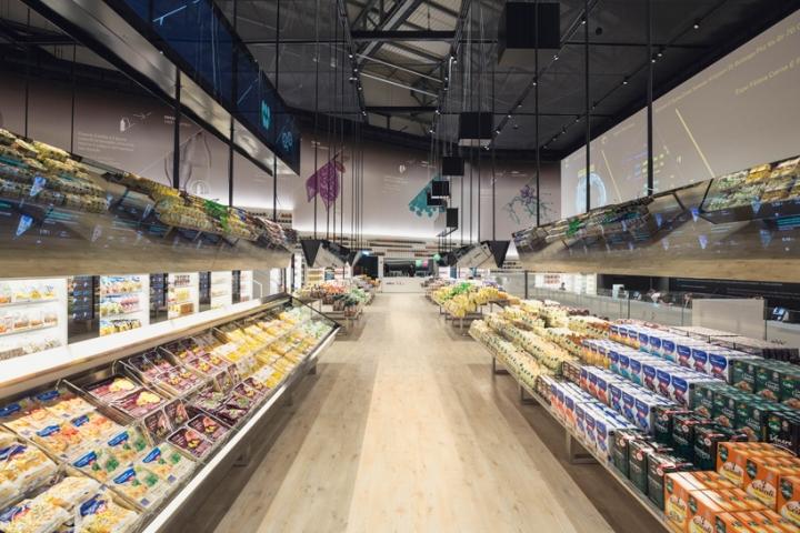 μελλοντικές περιοχή σούπερ μάρκετ τροφίμων αρουραίους milan expo 2015 Carlo συνδέονται 01