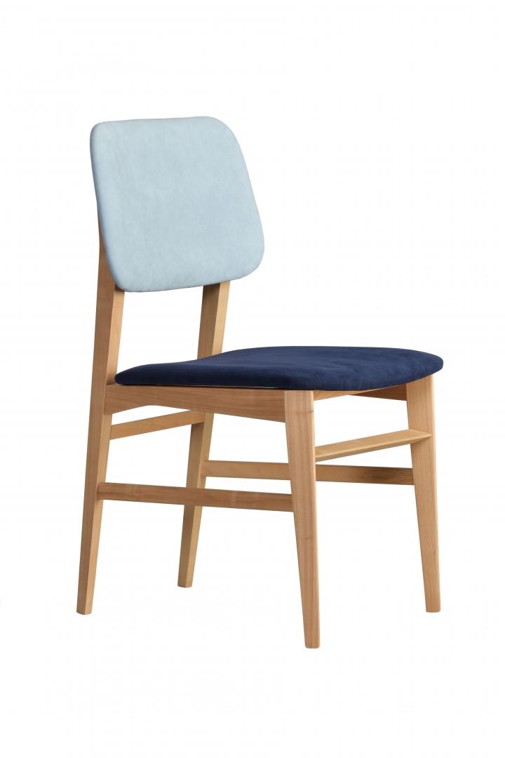 Art.5105 chair Savina padded back 01