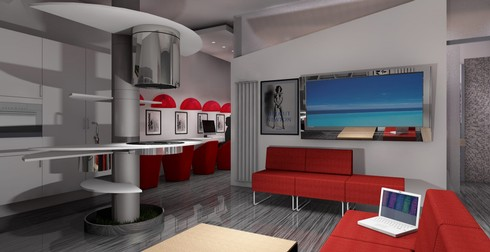 Furniture Studio Design Ivan Saccomani 3