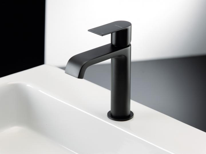 lavabo tolomeo nero