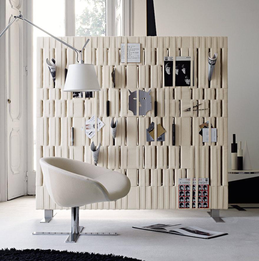 Office-Produkte und wunderlicher Entwurf