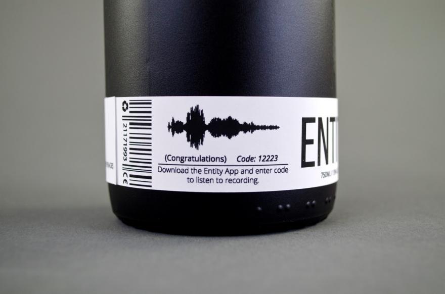 Wine packaging design Entity 02