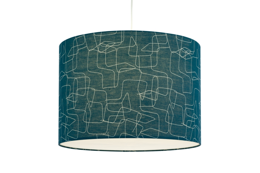 Linon lampada a sospensione by Thonet, versione cantilever