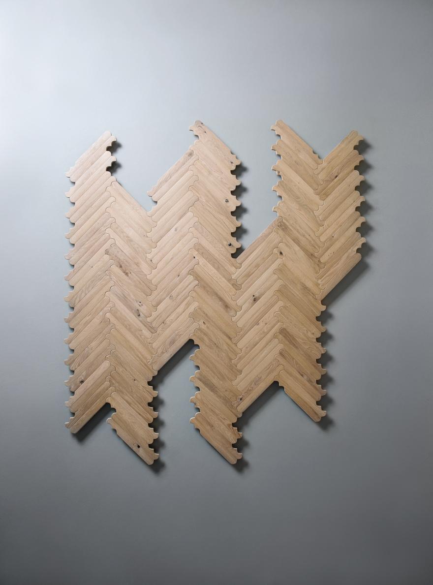 Πάνελ ξύλινα πατώματα Listone Giordano μπισκότο n2