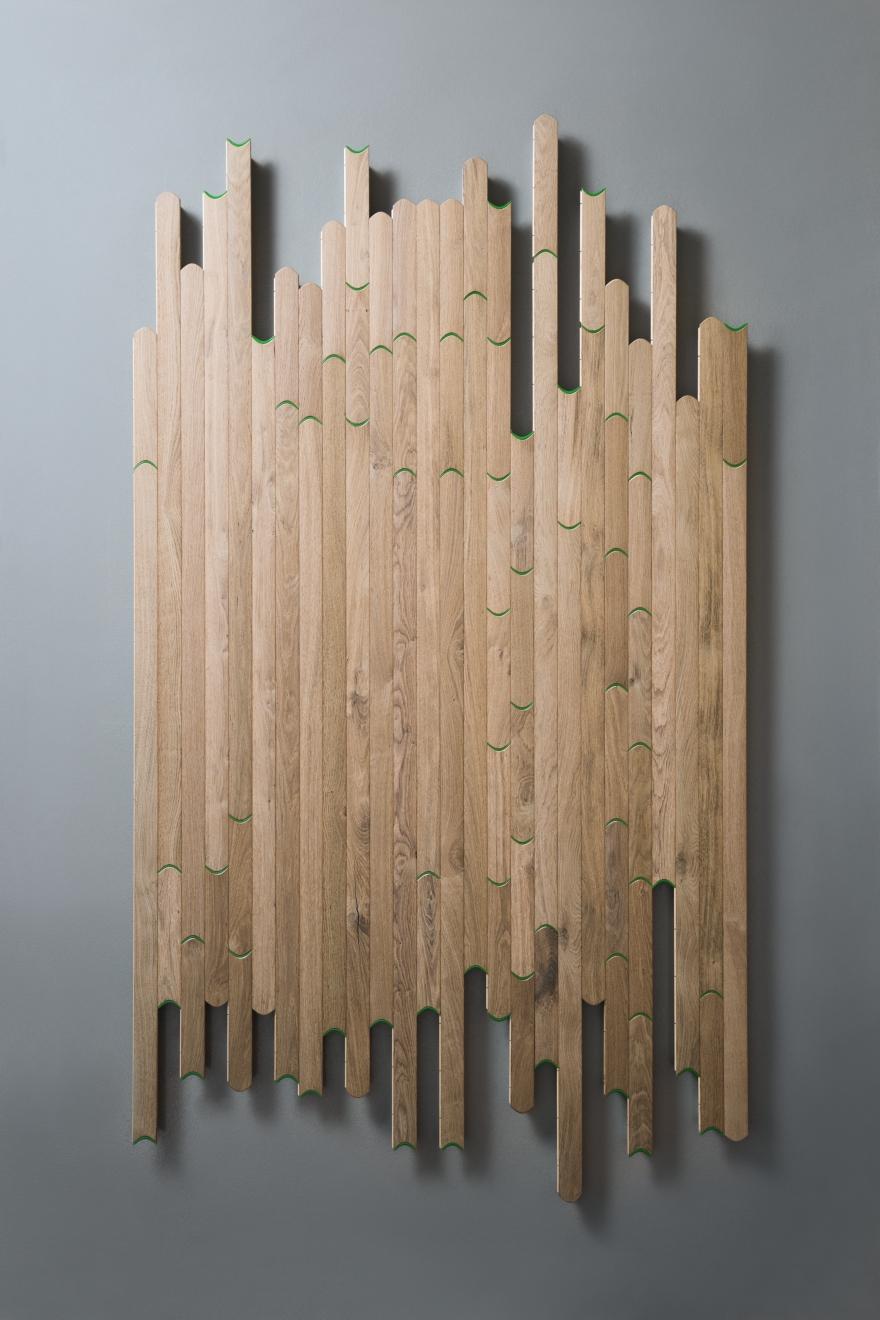 Πάνελ ξύλινα πατώματα Listone Giordano μπισκότο n7