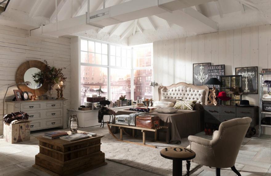 パリスタイル:あなたの家のための設計や家庭のインテリア