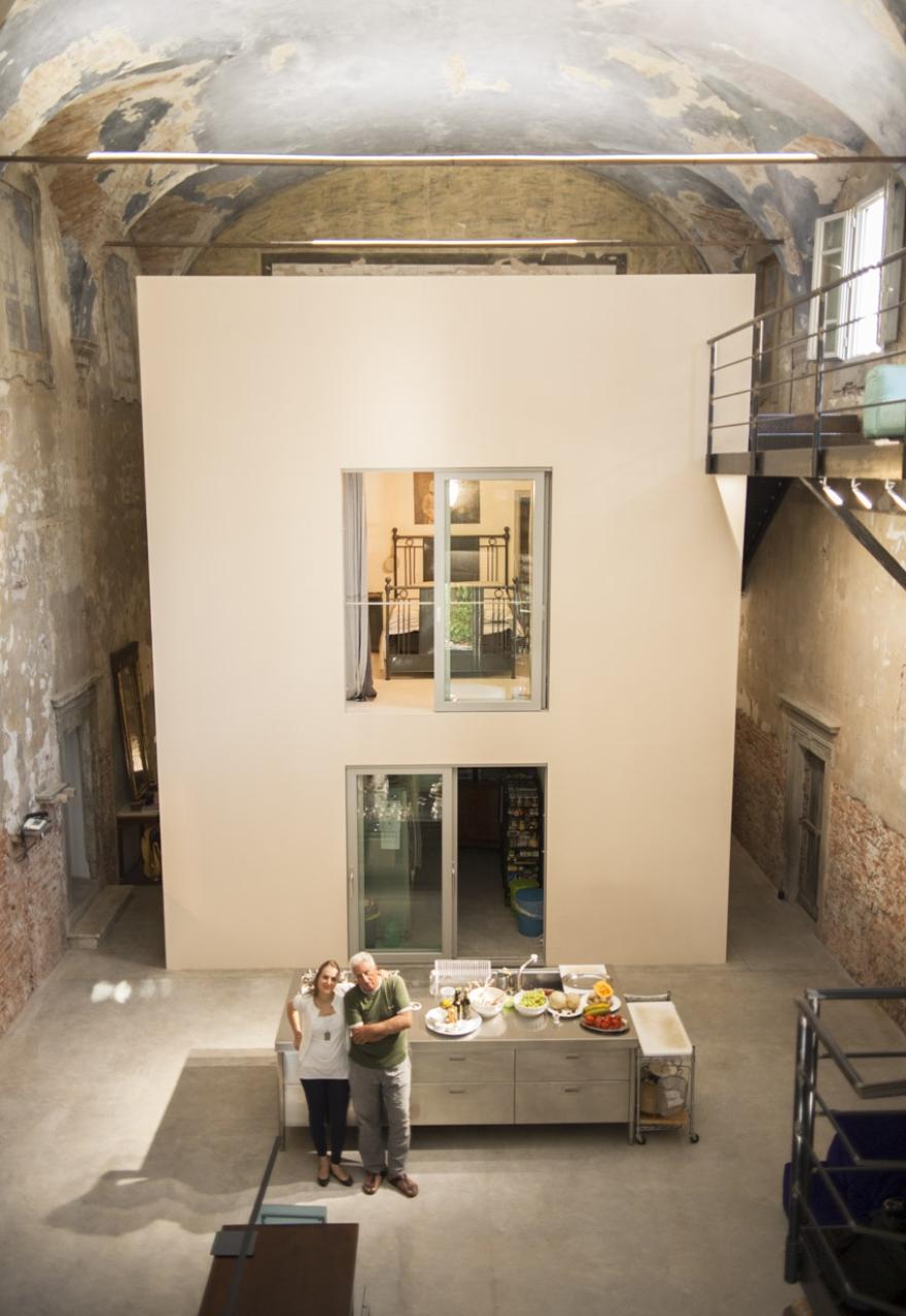 Rada Markovic, lighting design for Massimo Vitali home 12 Rada Markovic Lighting design Studio with Massimo Vitali ph. Marco Campanini