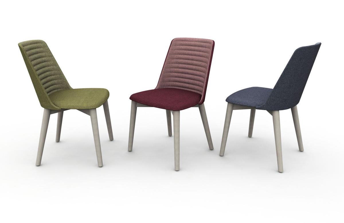 Domitalia chair upholstered Class
