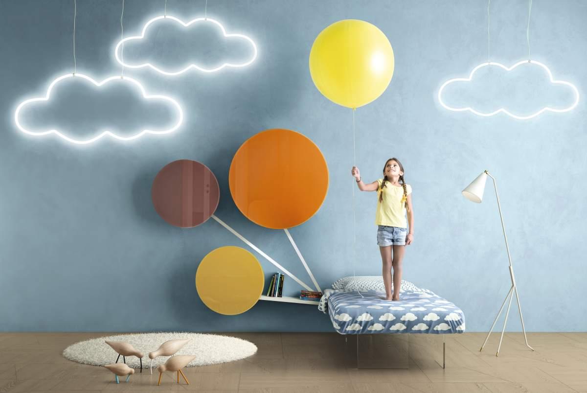 LAKE Tornando-se Crianças 385 3 Baloon