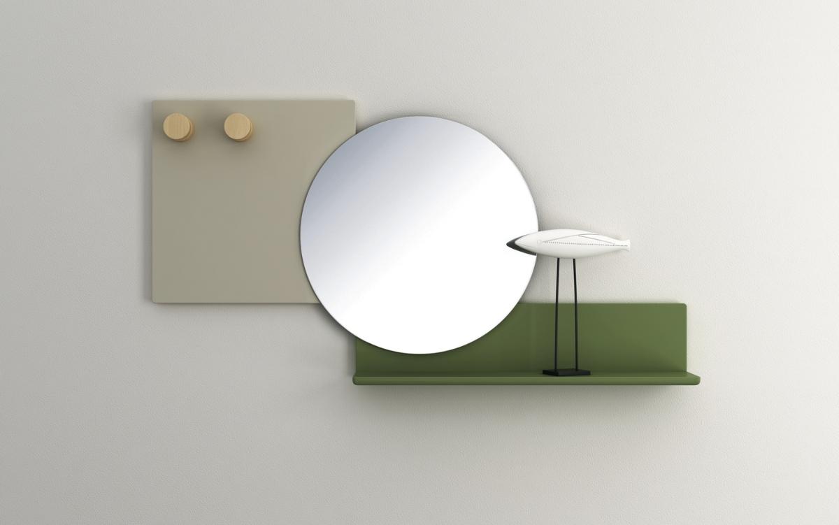 multifuncional objeto Pier Roberto Paoli para Bonaldo