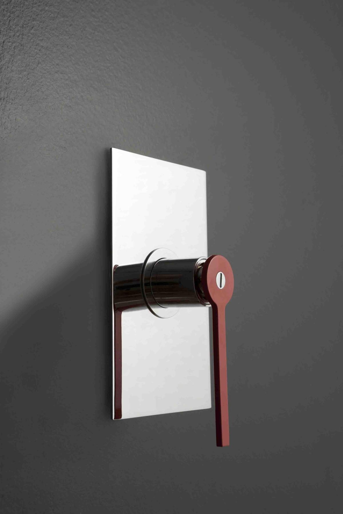 Treemme Rubinetterie Tiempo de diseño de la serie Marco Pisano