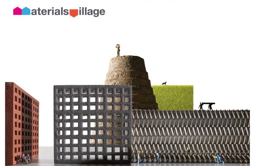 Materialien Dorf