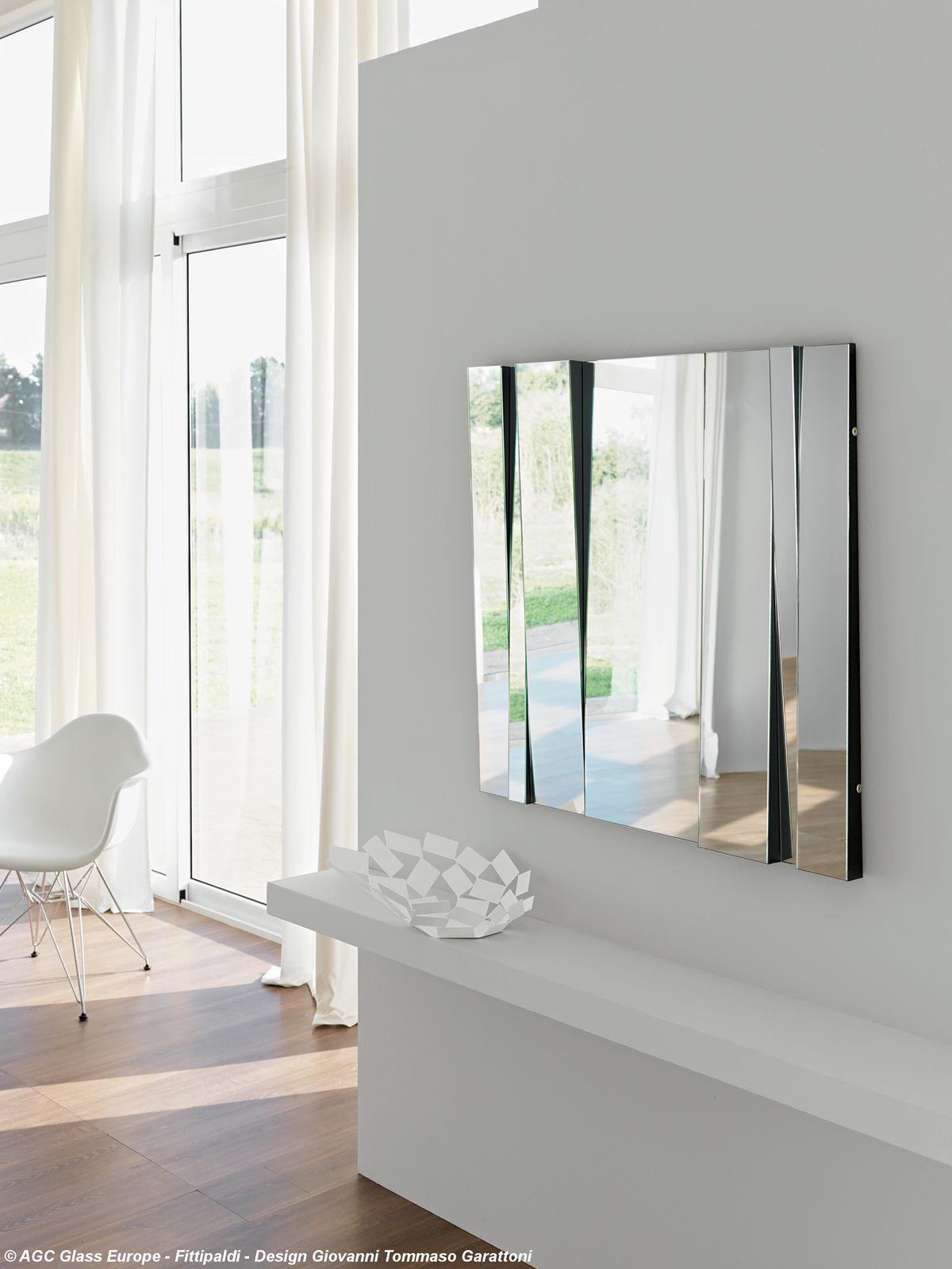 Spiegel FITTIPALDI, Design Giovanni Tommaso Garattoni