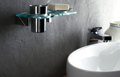 Modern and sophisticated bathroom accessories