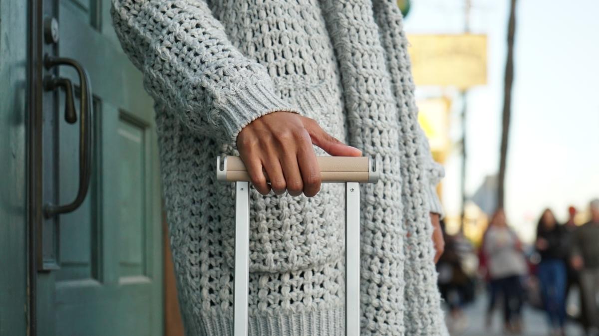 Andrea Puentes Diseño maleta Floatti