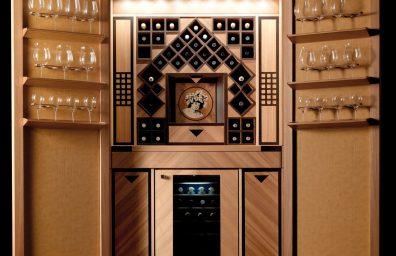 Toncelli Στήλη Wine Μιλάνο ανοιχτό