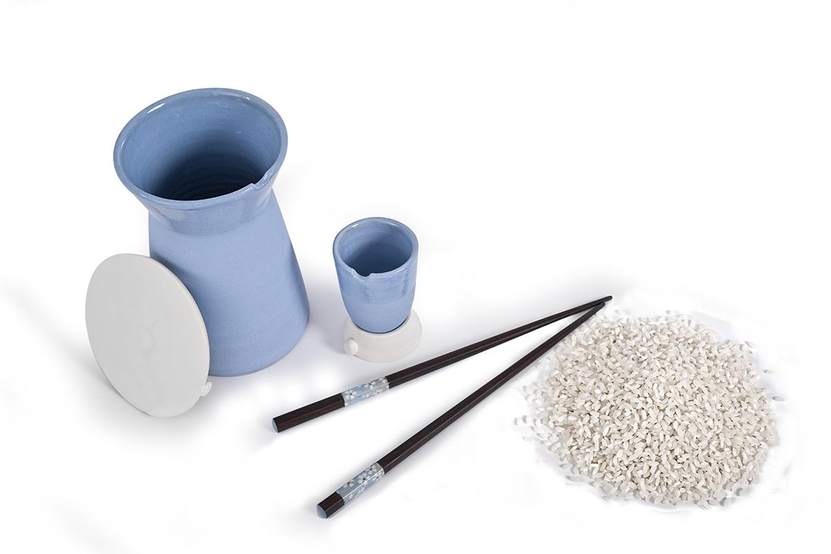 Sake la colección Atelier macramé