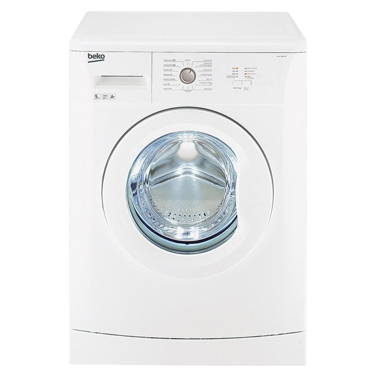 Quale lavatrice scegliere, beko WB 10805 IT