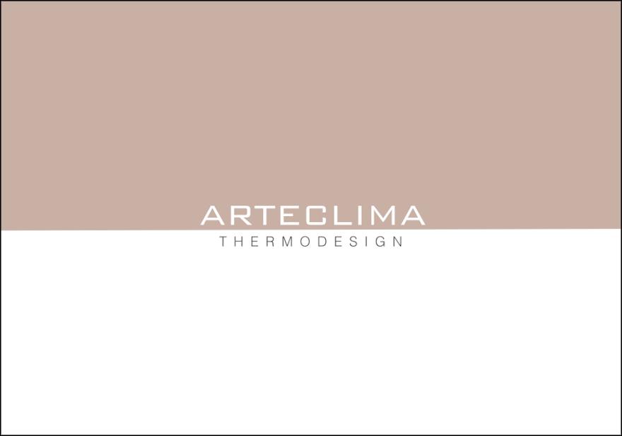 """Arteclima """"Thermodesign"""" la cubierta del nuevo catálogo"""