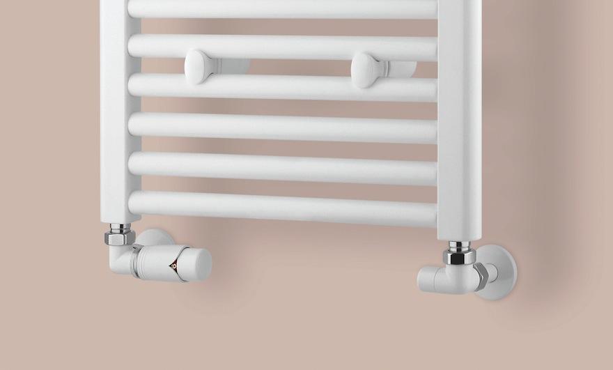 310BB of heated towel rails