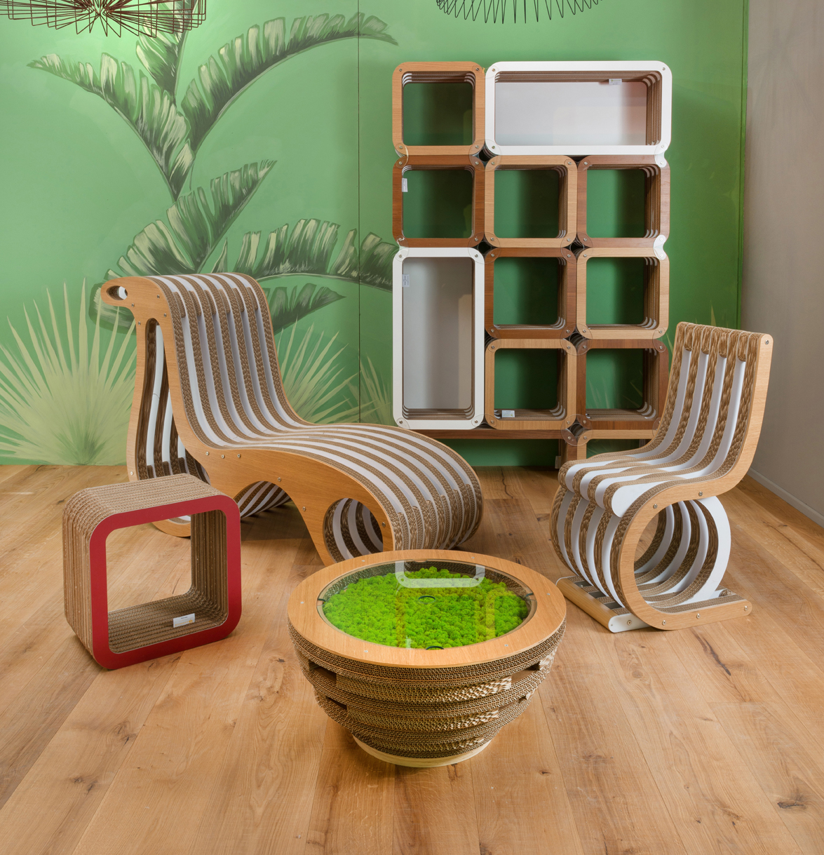 Lessmore Ecodesign Collection