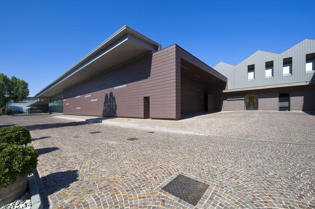 Cantine Santa Margherita-Portogruaro - Westway Architekten