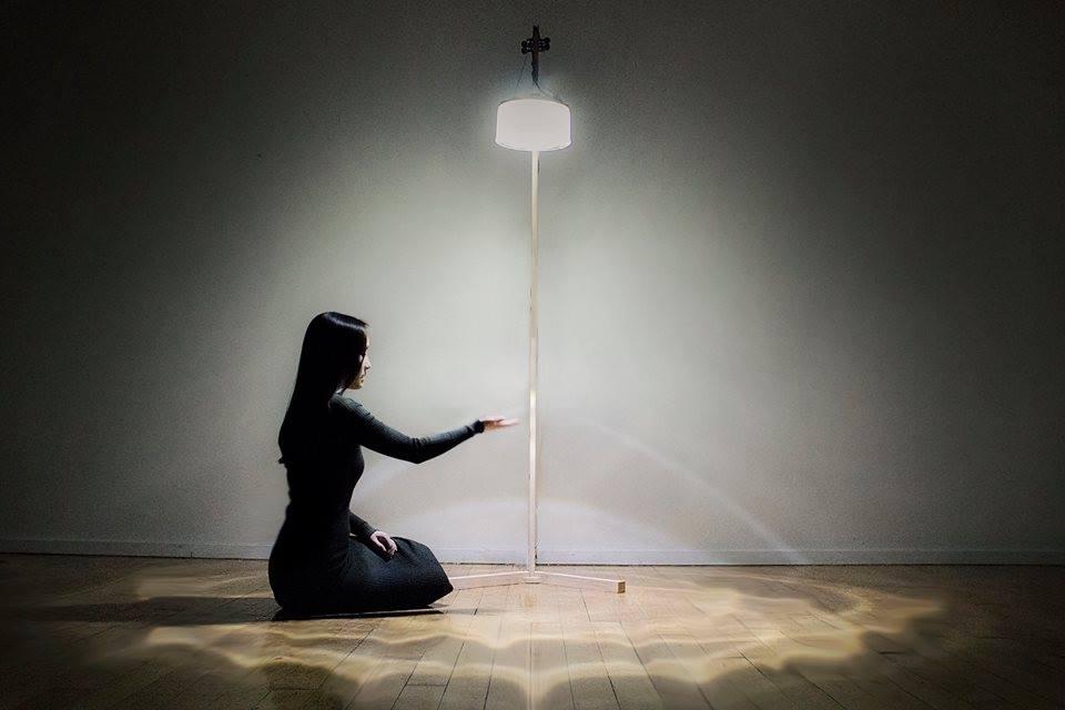 lamp flouu