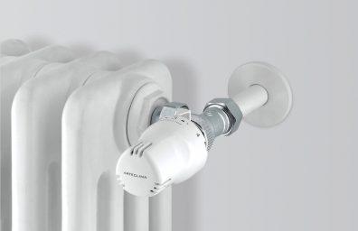 Arteclima thermostatic control